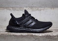 "adidas Ultra Boost ""Triple Black"" - EU Kicks: Sneaker Magazine"