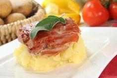 Nejlepší Saltimbocca recept pocházející přímo od přátel z Itálie. Jednochý na přípravu, rychlý, lehký a pro štíhlou linii. Skvělý jako oběd nebo lehká večeře.