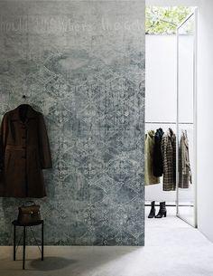 Golden apples www.wallanddeco.com #wallpaper, #wallcovering, #cartedaparati: