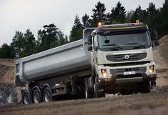 #trucking Volvo FMX Series