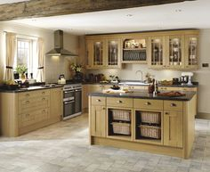 17 best oak kitchens images on pinterest kitchen collection oak