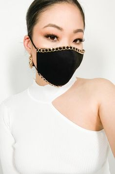 Mouth Mask Fashion, Fashion Face Mask, Easy Face Masks, Diy Face Mask, Nose Mask, Mode Blog, Diy Mask, Sewing Patterns Free, Mask Design