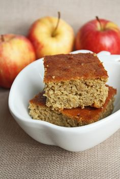 Apple and Garbanzo Cake (Gluten Free) - I Breathe... I'm Hungry...