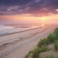 Holkham Beach ... North Norfolk , England . Listed in the Telegraph's top 20 beaches in the UK with good reason.