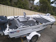 Customised 2008 Quintrex 385 Explorer | Tinnies & Dinghies | Gumtree Australia Port Stephens Area - Nelson Bay | 1210801659