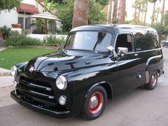 1954 Dodge Panel Truck.