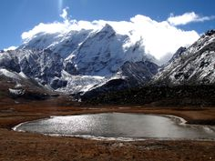 Mt Kanchengyao(6889 m) is a beautiful peak in the Lachen valley of Sikkim, India  Visit www.travelhot.in