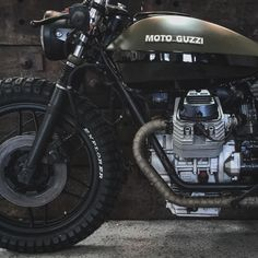 "overboldmotorco: "" Going full commando on this one  #motoguzzi #v50 #armystyle #caferacer #relicmotorcycles #caferacersofinstagram…"