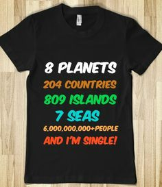 This is hilarious, but I'm totally OK with being single