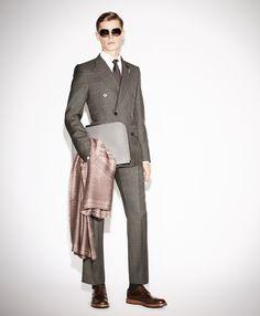 Louis Vuitton Men's PF '13 Look 34