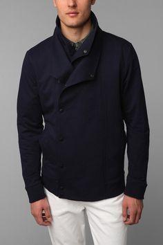 LAB:CO by B:SCOTT Double Mock Collar Jacket