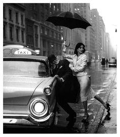 Jerry Schatzberg (Photographer) - Anne St. Marie and Fabian Malloy, New York, 1958