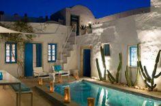 inspiration/ turquoise/ white/ weiß/ blau/ türkis/ design/ pool/ house/