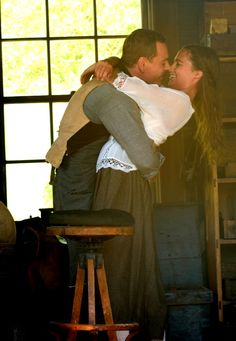 "Michael Fassbender & Alicia Vikander in ""The Light Between Oceans"" ⚓ in the Fass we trust. Michael Fassbender And Alicia Vikander, The Light Between Oceans, Joel Kinnaman, Image Film, Natural Clothing, Summer Skin, Love Movie, Period Dramas, Best Couple"