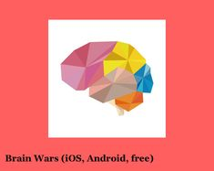 The ADHD-friendly smartphone app Brain Wars helps adults with attention deficit improve focus and memory.