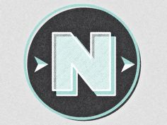 148 Best The Letter N Images Letter N Typography Letters Drop Cap