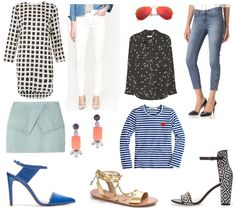 A few weekend cravings featuring Topshop, Jcrew, Equipment, Zara, Tibi and Loeffler Randall goodies.