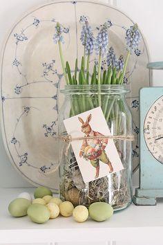 Pretty Easter Idea