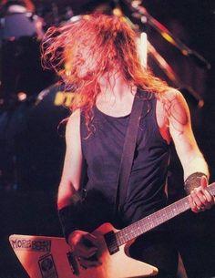 Jamz Hetfield 1989