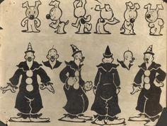 1930s Cartoons, Old School Cartoons, Famous Cartoons, Cartoon Tattoos, Cartoon Drawings, Betty Boop Tattoos, Sweet Drawings, Cartoon Man, Epic Art