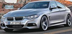 BMW serije 4 Gran Coupe?