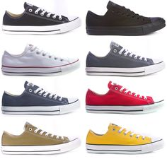 converse all star low tops - Google Search