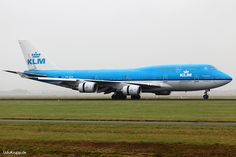 PH-BFR, 16.07.2017 at Amsterdam, AMS, CN 27002, Boeing 747-406(M), KLM Royal Dutch Airlines