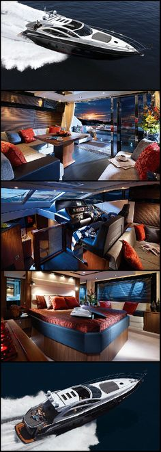 Who would have guessed all this space was in this boat? #boat #design