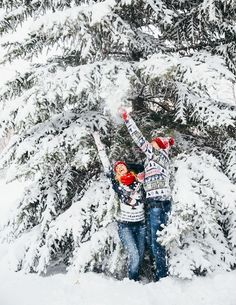 Most Popular winter photography couples fun