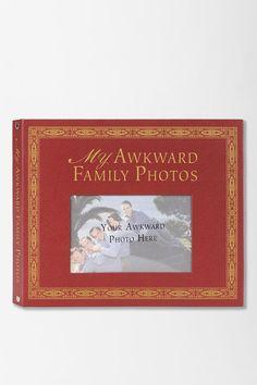 On my #UONICELIST #UrbanOutfitters - Awkward Family Photo Album