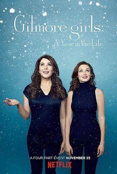 Trois générations de femmes Gilmore font face au changement et à la complexité des liens familiaux qui les unissent pendant une année à Stars Hollow.Suite de la série Gilmore Girls.