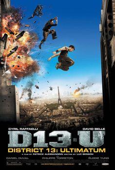 District 13: Ultimatum (2009) Banlieue 13 - Ultimatum (original title) 101 min  -  Action | Crime | Sci-Fi  -  18 February 2009 (France) アルティメット2 マッスル・ネバー・ダイ