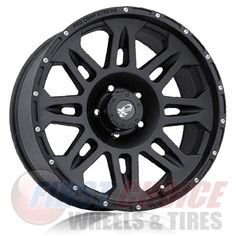 Pro Comp 7005   Flat Black   17'' Call for Pricing: 800.290.1683 Pro Comp, Wheels And Tires, Flat, Bass, Dancing Girls, Flat Shoes