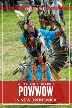 We attend our first powwow at the Saint Mary's First Nation in Fredericton, New Brunswick, Canada and discover a celebration of life, the earth, and diversity. New Brunswick, Central America, North America, Slow Travel, Family Travel, Canada Pictures, Canada Destinations, Canadian Travel