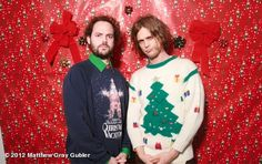 "gublernation: ""2 turtle doves View more Matthew Gray Gubler on WhoSay """