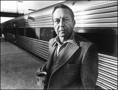 "John Cheever: ""I don't work with plots. I work with intuition, apprehension, dreams, concepts."""