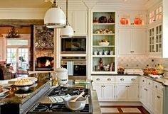 More than any single design element, country kitchens are a sum of many parts. Description from plus.google.com. I searched for this on bing.com/images