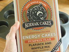 Kodiak cakes pumpkin spice chocolate chip muffins - Drizzle Me Skinny!Drizzle Me Skinny!