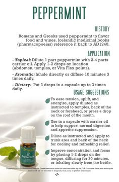 #ClippedOnIssuu from The Oil Revolution Essential Oil Starter Guide