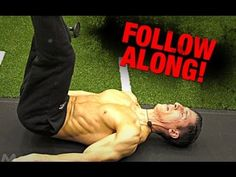 7 Minute Ab Workout (6 PACK PROMISE!)