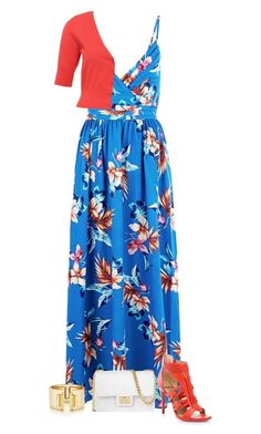 """""""maxi dress"""" by divacrafts ❤ liked on Polyvore"""