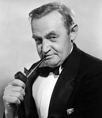 "Barry Fitzgerald (aka William Joseph Shields) (1888 - 1961) - One of Hollywood's finest character actors and most accomplished scene stealers. One of the very few character actors to achieve star status. Kown for ""Going My Way"" 1941, ""The Bells of St. Mary's"" 1945, ""On the Waterfront"" 1954, ""The Quiet Man"" 1952 and many more- Won Oscar for ""Going My Way"" 1845 and Nominated for Oscar for same film. - ""Requiescant in pace"""