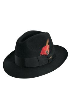4bef12f9dfd Free shipping and returns on Scala  Classico  Wool Felt Fedora at  Nordstrom.com