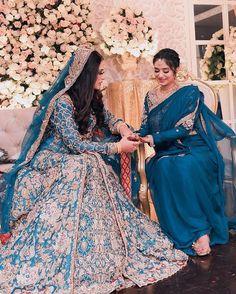 Asian Bridal Dresses, Pakistani Wedding Outfits, Pakistani Bridal Dresses, Pakistani Wedding Dresses, Pakistani Dress Design, Bridal Outfits, Dress Wedding, Wedding Bells, Top Fashion
