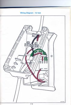 Wiring diagram for 1950 Ford Wiring Pinterest Ford