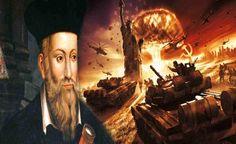 Disso Voce Sabia?: Nostradamus Previsões: Por que Certamente Ocorrera...