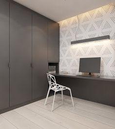 aja handmade: Nowoczesny pokój dla nastolatka Corner Desk, Furniture, Design, Home Decor, Homemade Home Decor, Corner Table, Home Furnishings, Interior Design