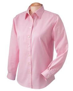 Devon & Jones Classic Ladies' Pima Advantage Twill. D610W Devon & Jones. $38.00