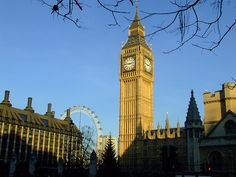I've been here many times, but looking forward to showing Sean and Rachael around London, England!