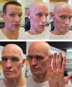 Brilliant Makeup Can Change Age